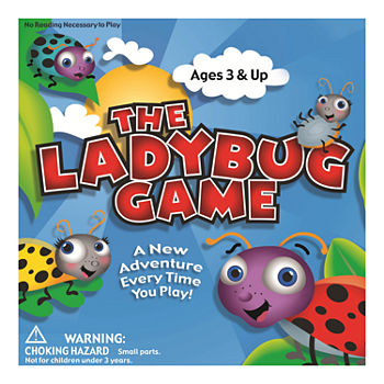 Zobmondo The Ladybug Game