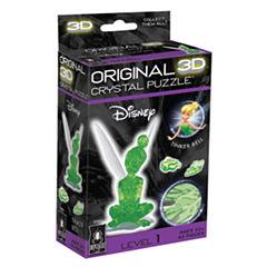 BePuzzled 3D Crystal Puzzle - Disney Tinker Bell:43 Pcs