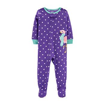 b66d93397791 One Piece Pajamas Purple Sleepwear for Baby - JCPenney