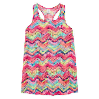 2b38c1737f80e Girls Swimsuit Cover-ups Under $15 for Labor Day Sale - JCPenney