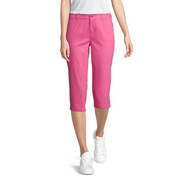 Pink Pants For Women Jcpenney