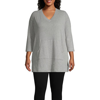 b485a763f25 Tunic Tops Tops for Women - JCPenney