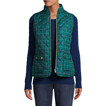 2a1ef9283035 St. John s Bay Quilted Coats   Jackets for Women - JCPenney