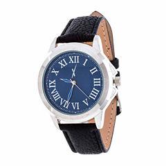 Xtreme Time Mens Silver Tone Bracelet Watch-Nwl389068bk
