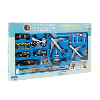 Air Force One Die-Cast Playset  20-Pieces