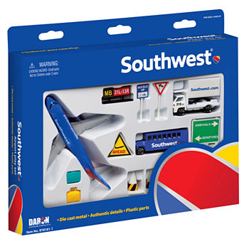 Southwest Airlines Airport Play Set