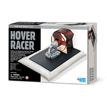 4M Hover Racer Science Kit - STEM