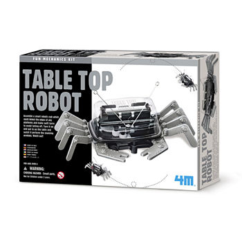 4M Table Top Robot Science Kit - Stem