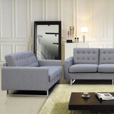 Charmant Sofa And Love Seat