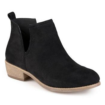 d58d6961fa Women s Black Boots - Shop JCPenney