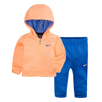 Nike Baby Girl Clothes Custom Nike Blue Baby Girl Clothes 6060 Months For Baby JCPenney
