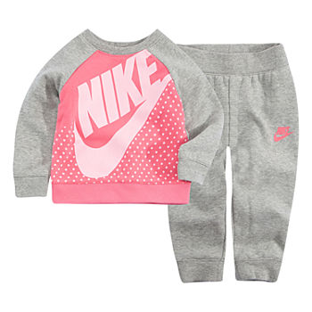 Nike Baby Girl Clothes Delectable Nike Baby Girl Clothes 6060 Months For Baby JCPenney