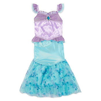 Disney Collection Ariel Girls Costume