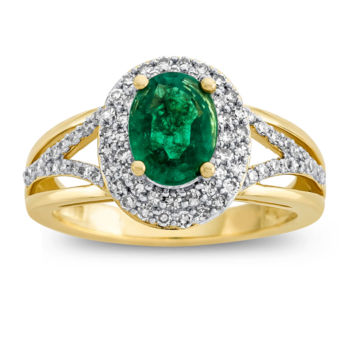 May Birthstone Emerald Gemstone Jewelry JCPenney