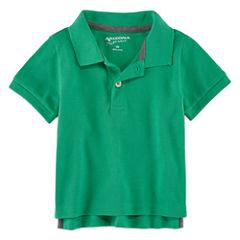 Arizona Short Sleeve Polo Shirt - Baby Boys