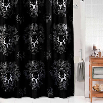 Bone Collector Shower Curtains For Bed Bath