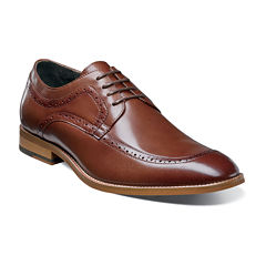 Stacy Adams® Dwight Mens Moc-Toe Oxfords