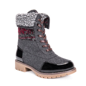 MUK LUKS Chirsty Women's Water ... Resistant Winter Boots