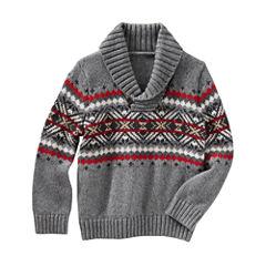 Oshkosh Long Sleeve Sweatshirt - Preschool Boys