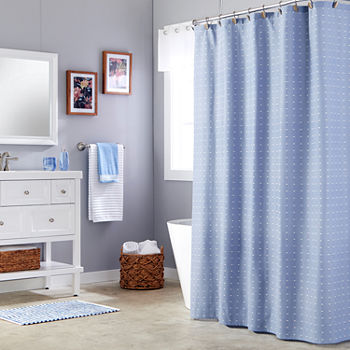 Saturday Knight Shower Curtains For Bed Bath