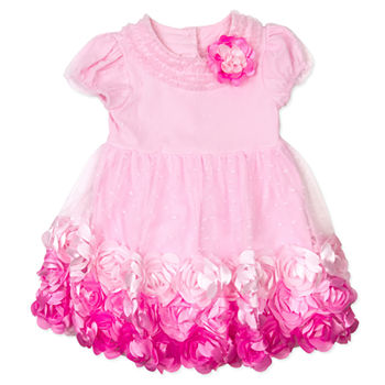 c6e18662fd96 Nanette Baby Pink Baby Girl Clothes 0-24 Months for Baby - JCPenney