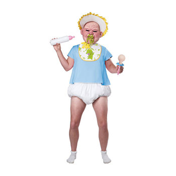 Adult Big Booger Baby Unisex Costume