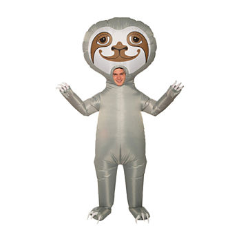 Inflatable Sloth Unisex Adult Costume Unisex Adult Costume