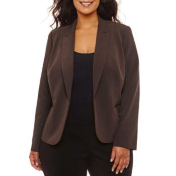Plus Size Blazers Suits Suit Separates For Women Jcpenney