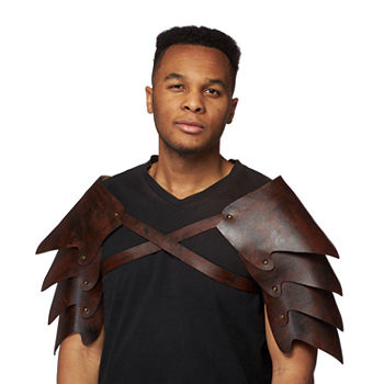 Leatherlike Shoulder Armour Accessory