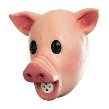 Adult Squeaky Pig Mask