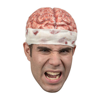 Adult Brain Cap Accessory