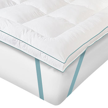 Cooling Mattress Pads Toppers For Bed Bath Jcpenney