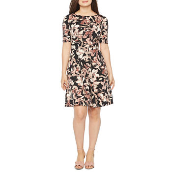f02fd2d9141d CLEARANCE Pink Dresses for Women - JCPenney