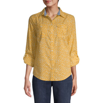 Women S Shirts Tops Blouses Casual Tops Jcpenney