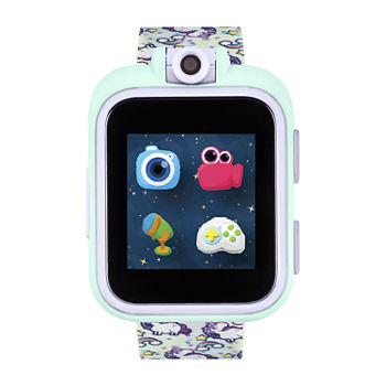 Itouch Playzoom Girls Green Smart Watch-Ipz13072s06a-Tdp