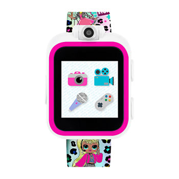 Itouch Playzoom LOL Girls Multicolor Smart Watch-100012m-18-G01