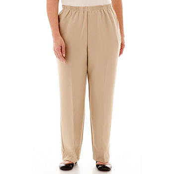 7c932e8f87a15 Plus Size Brown Pants for Women - JCPenney