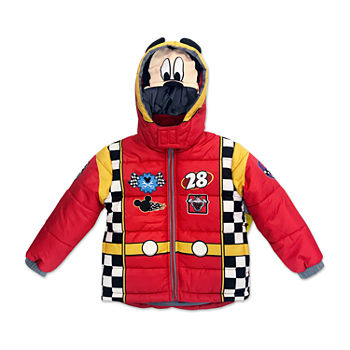 79163982c Mickey Mouse Coats + Jackets Boys 2t-5t for Kids - JCPenney