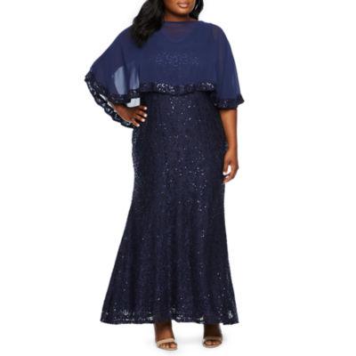 JCPenney Formal Dresses Plus Size Black   Best Dresses 2019