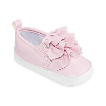 3709a2e161bcf Crib Shoes Pink All Kids Shoes for Shoes - JCPenney