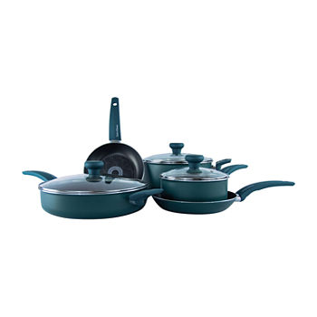 Taste of Home 8-pc. Non-Stick Aluminum Cookware Set