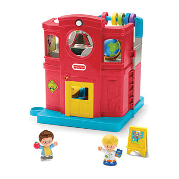 Fisher-Price Little People Friendly School Playset