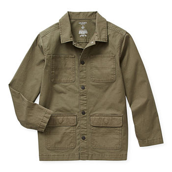Arizona Little & Big Boys Lightweight Field Jacket