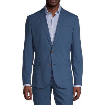 JF J.Ferrar Ultra Comfort Mens Stretch Slim Fit Suit Jacket