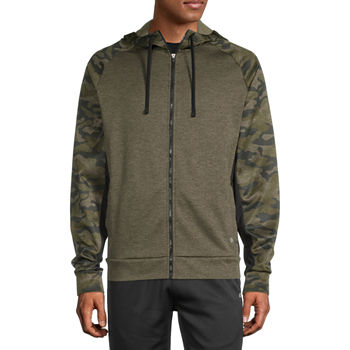 Xersion Mens Hooded Neck Long Sleeve Hoodie