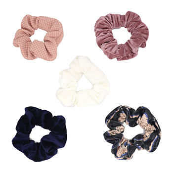 Mixit Scrunchie 5-pc. Hair Ties
