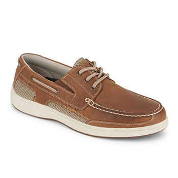Dockers Mens Beacon Boat Lace-up Shoes