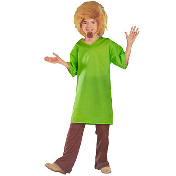 Scooby Doo Shaggy Child Dress Up Costume Boys Boys Costume Boys Costume
