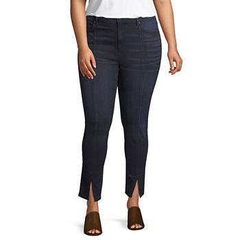 93b743cdfc1 Juniors Plus Size At Waist Jeans for Juniors - JCPenney