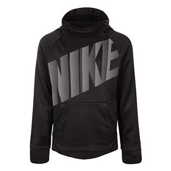 12d593b073 Nike Boys Dri-Fit Hoodie-Preschool. Add To Cart. Black.  11.39 clearance